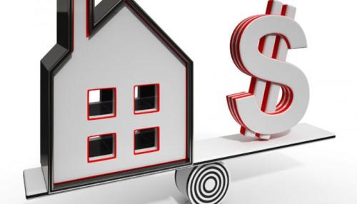 House And Dollar Balancing