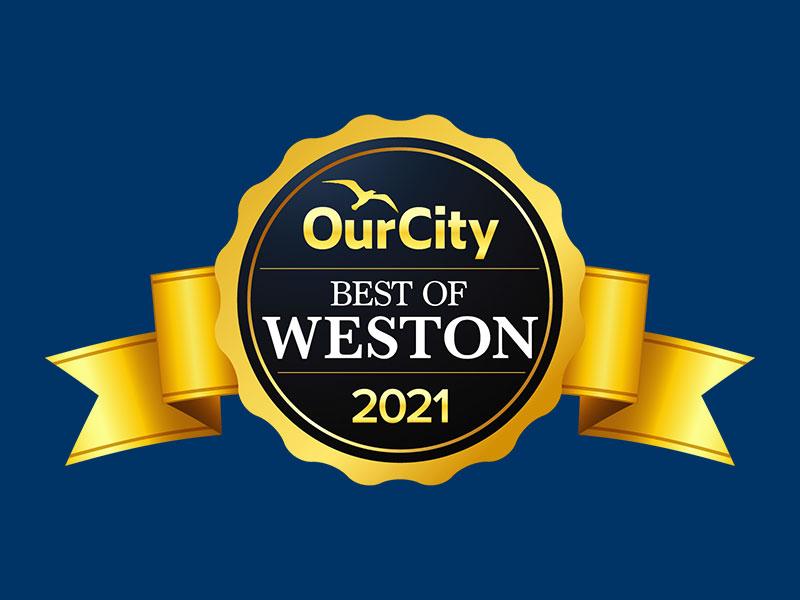 Best of Weston 2021 Award